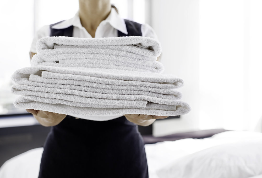 Silk Hospitality outsourced hotel housekeeping. Specialist housekeeping for hotels across Australia. Efficient and productive hotel environments delivered with superior customer service linen.jpg