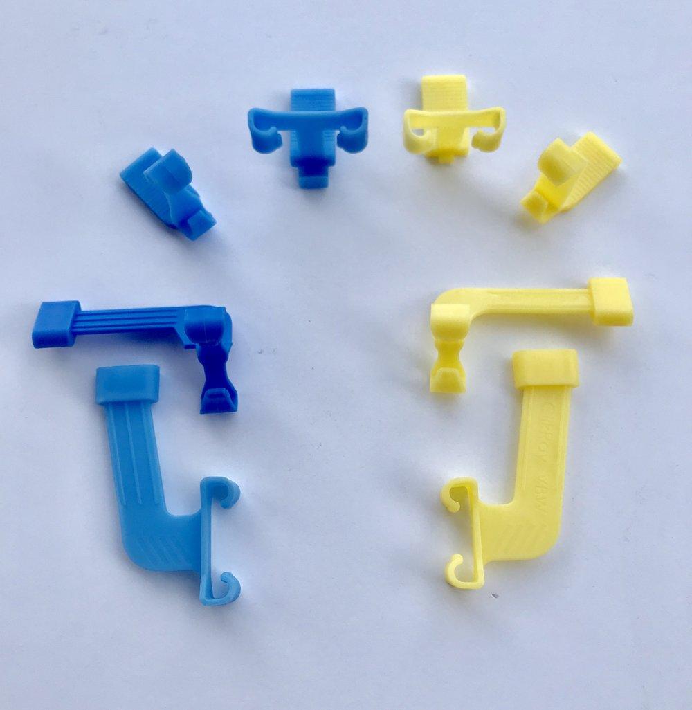 Universal CCD Biteblocks blue size 2, yellow size 1.jpg