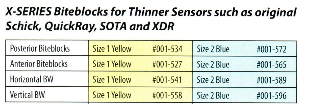 X-series Biteblocks for thinner sensors such as XDR, Black Schick, Dent-X and others.jpg