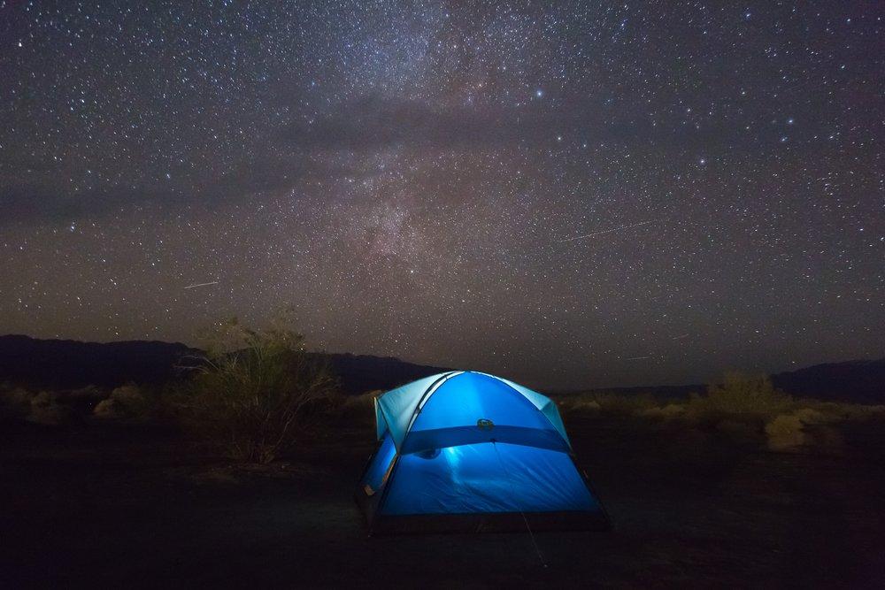 40%+ off camp -