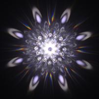 カフェリングの基準をクリアしたダイヤモンド   ダイヤモンドはその光学的特性を生かし、高精度な研磨が施されると中心部が強く反射し放射状に全体が均質に輝きます。カフェリングの美しい「ダイヤモンドの輝き」をご確認下さい。