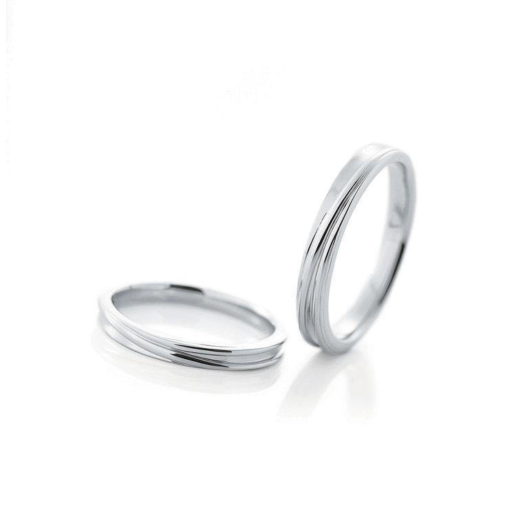 Ligne 結婚指輪