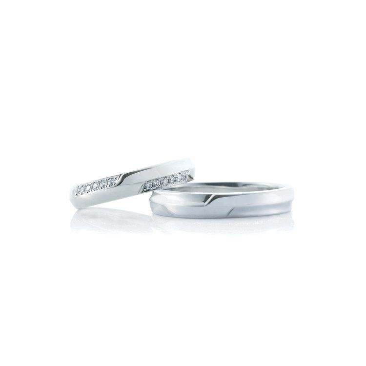 Tuileries 結婚指輪