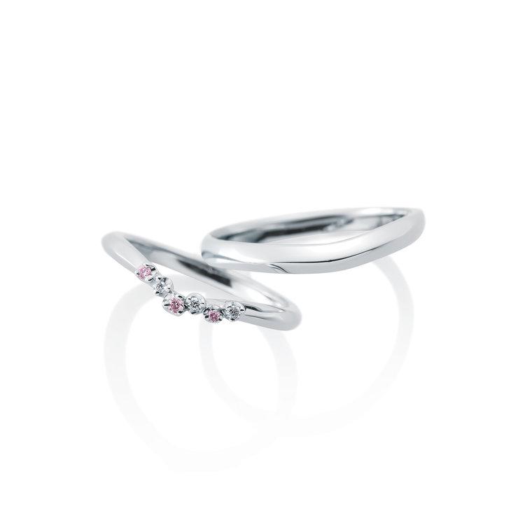 Jardin de rose 結婚指輪