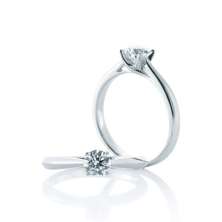 Oriental Beauty_婚約指輪