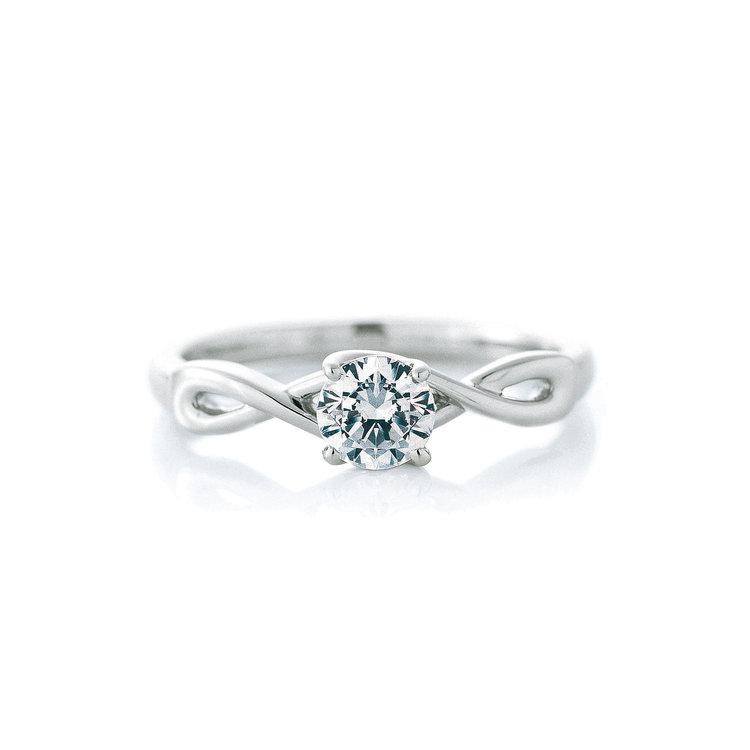 Fleurie 婚約指輪