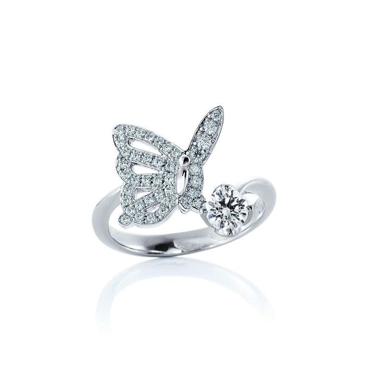 Papillon 15_婚約指輪