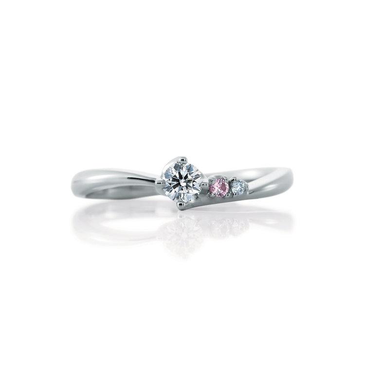 Marguerite_婚約指輪