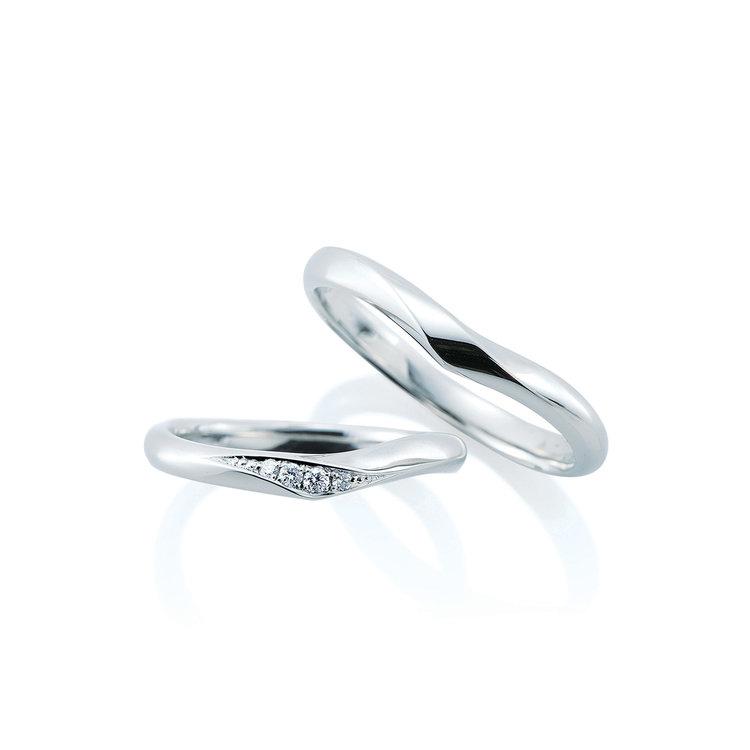 Lily 結婚指輪