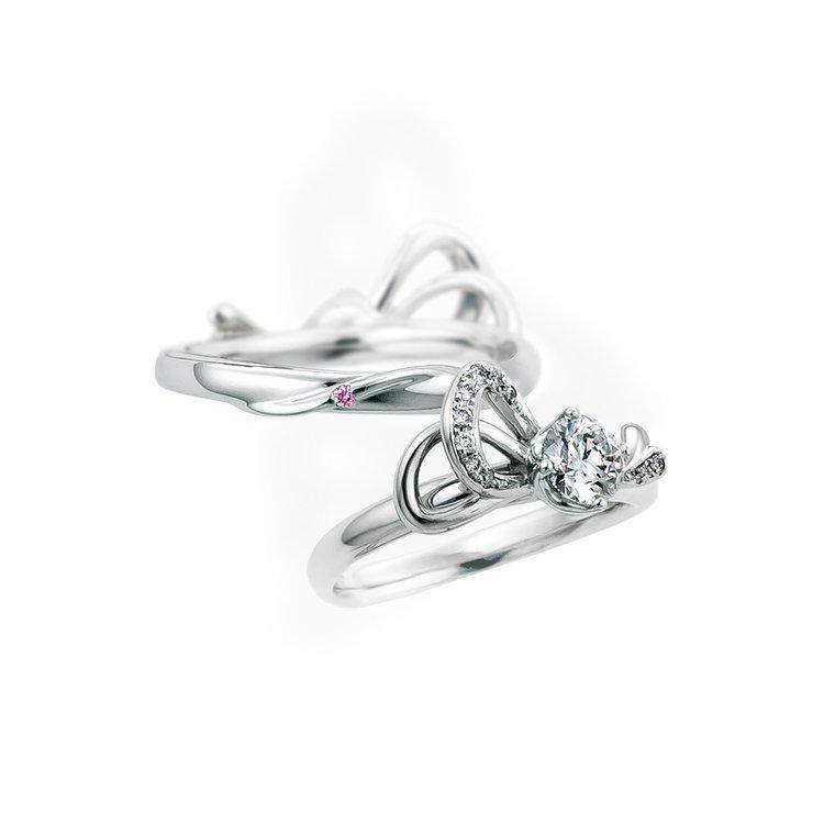 Le Ruban_婚約指輪