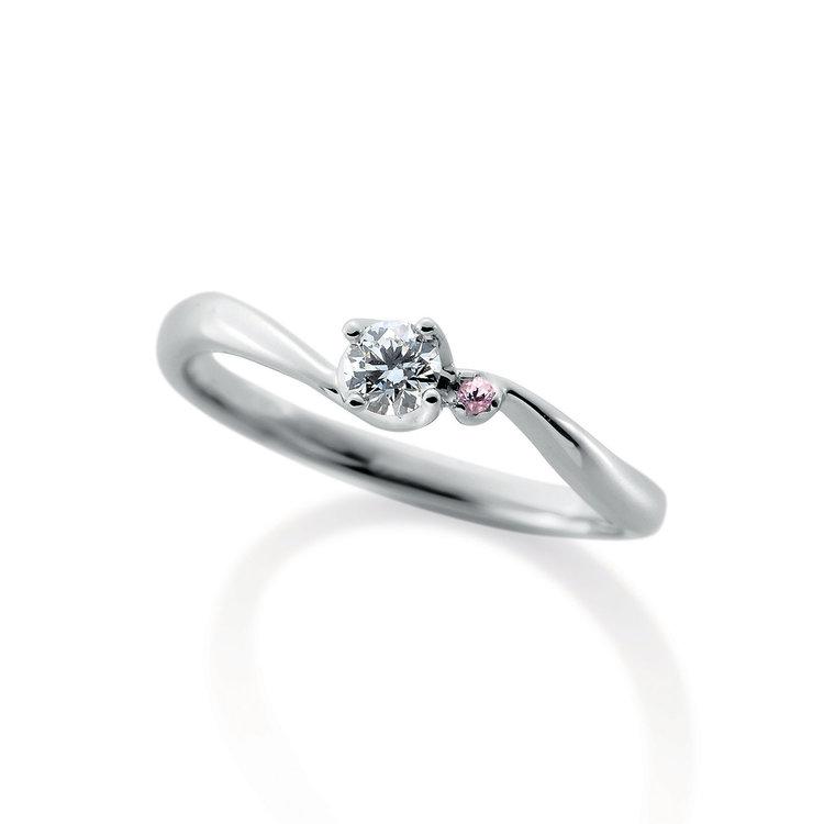 Cygne_婚約指輪