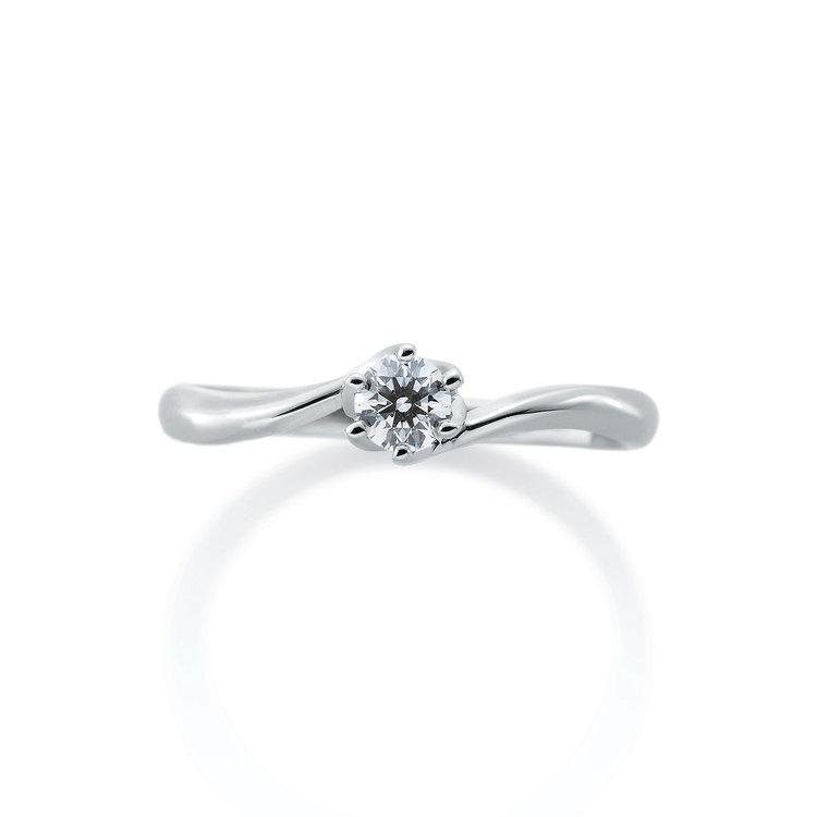 Plaine_婚約指輪