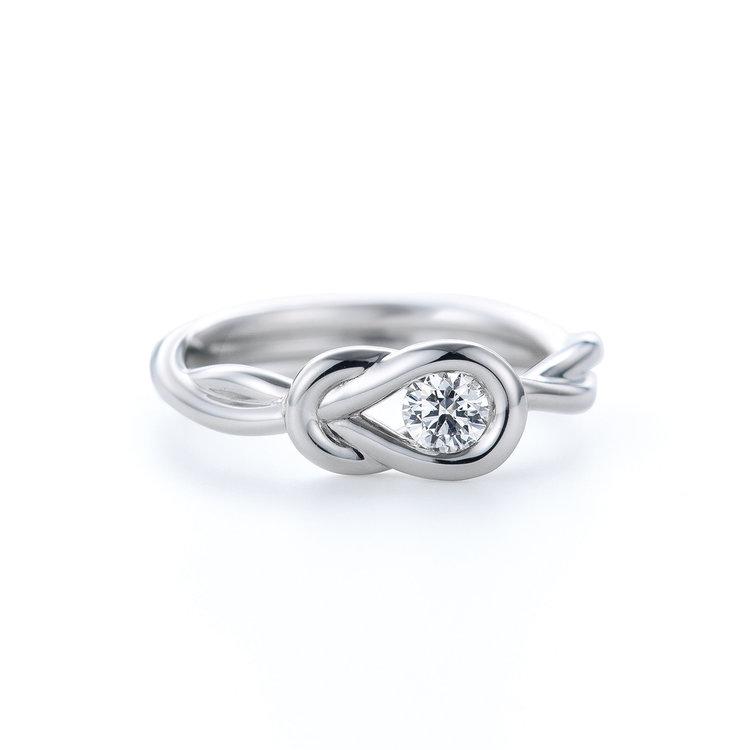 エンコルディア コレクション フォーエバーマーク 婚約指輪