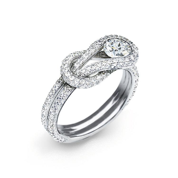 エンコルディア コレクション フォーエバーマーク_婚約指輪