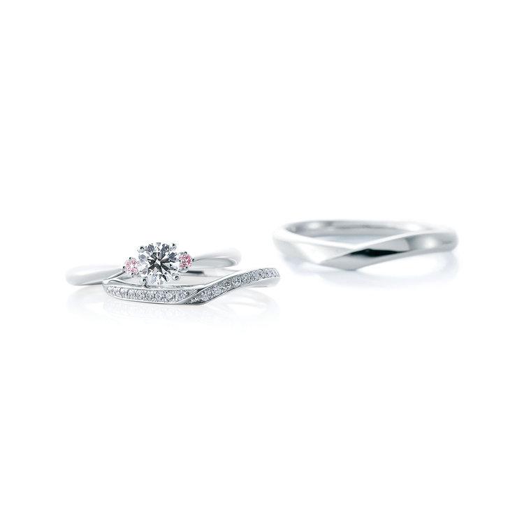 Ailes & Dune 婚約指輪_結婚指輪_セットリング