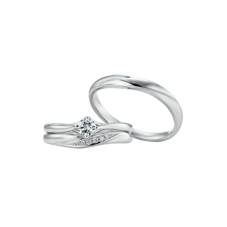 Fuji 婚約指輪_結婚指輪_セットリング