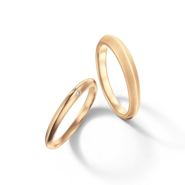 fika ふたり 共に歩む 結婚指輪