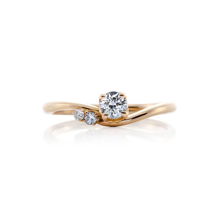 berry 笑って楽しく 婚約指輪