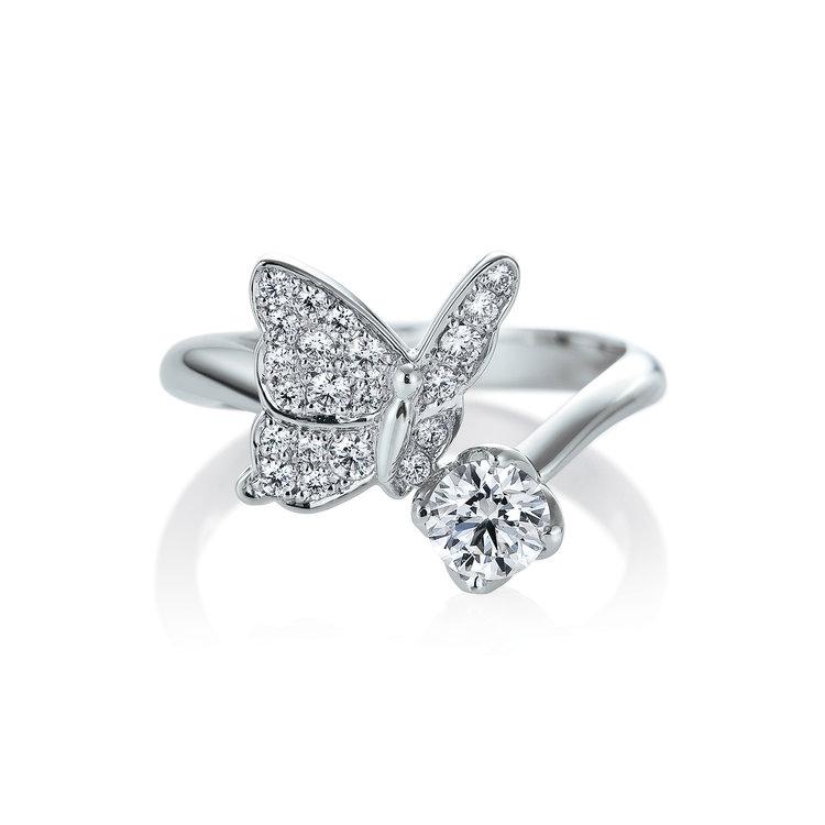 Papillon 06_婚約指輪