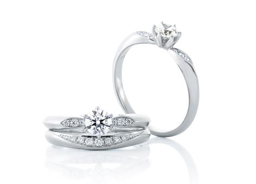 SATSUKIBAI 婚約指輪_結婚指輪_セットリング
