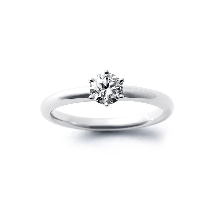 Mon Etoile duo_婚約指輪