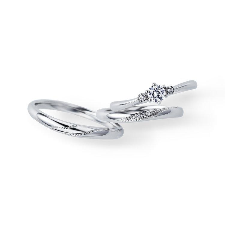 Angel Road 婚約指輪_結婚指輪_セットリング