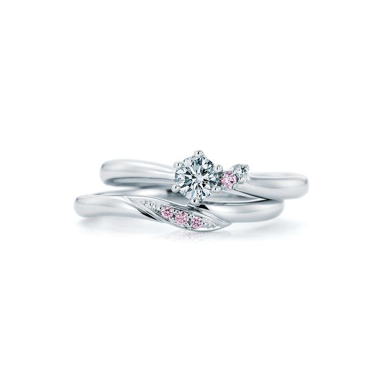 Rin 婚約指輪_結婚指輪_セットリング