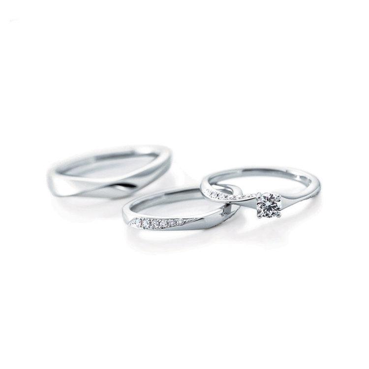 Noel Blanc & Noel 婚約指輪_結婚指輪_セットリング