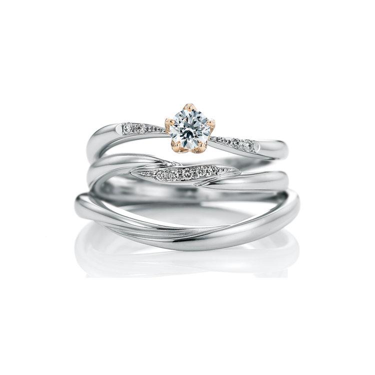 Oranger 婚約指輪_結婚指輪_セットリング