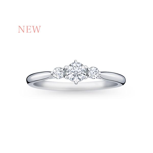 フォーエバーマーク ブライダルコレクション_ペガサス婚約指輪