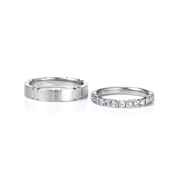 Granité 結婚指輪