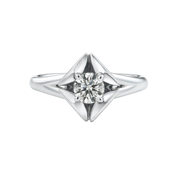 フォーエバーマーク エターナル コレクション 婚約指輪
