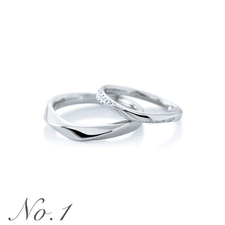 Noel 結婚指輪 男性人気ランキング1位