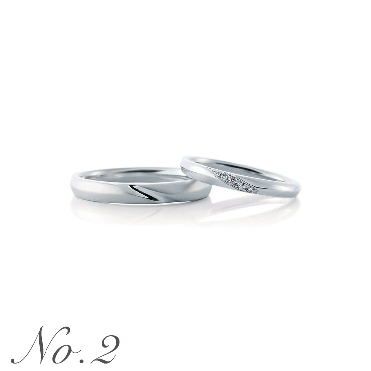 lumiere 結婚指輪 男性人気ランキング2位