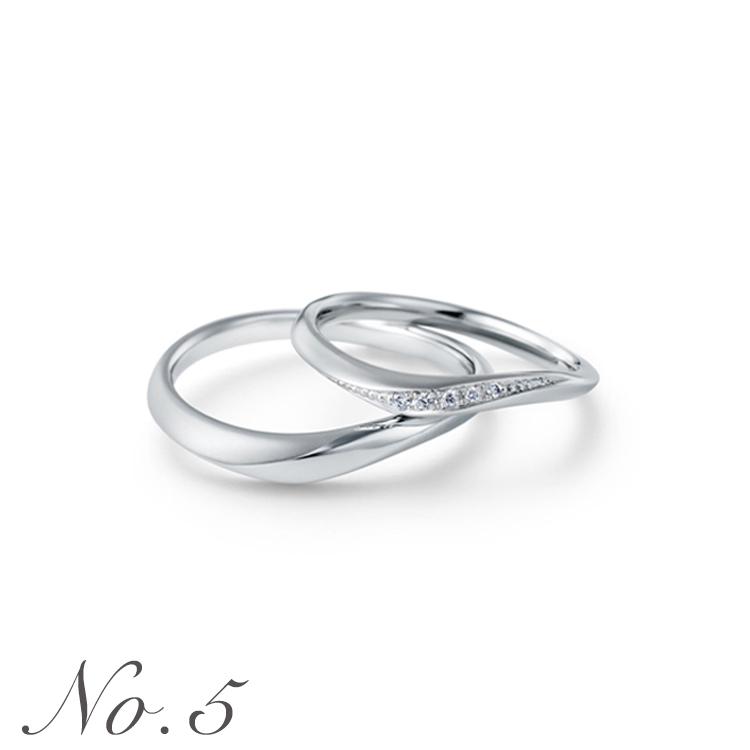 Aimer 結婚指輪 ランキング5位
