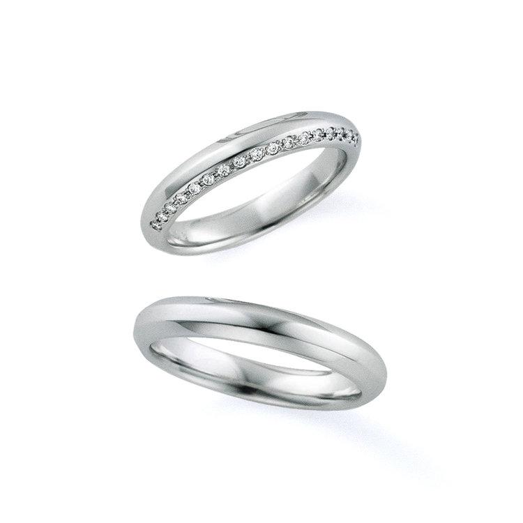 First Love 結婚指輪