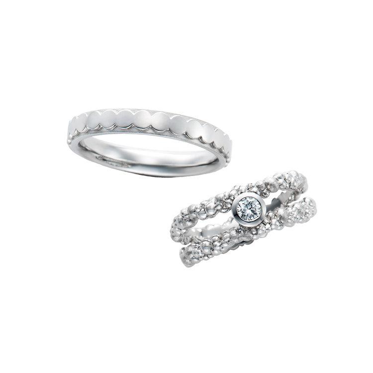Sante 結婚指輪