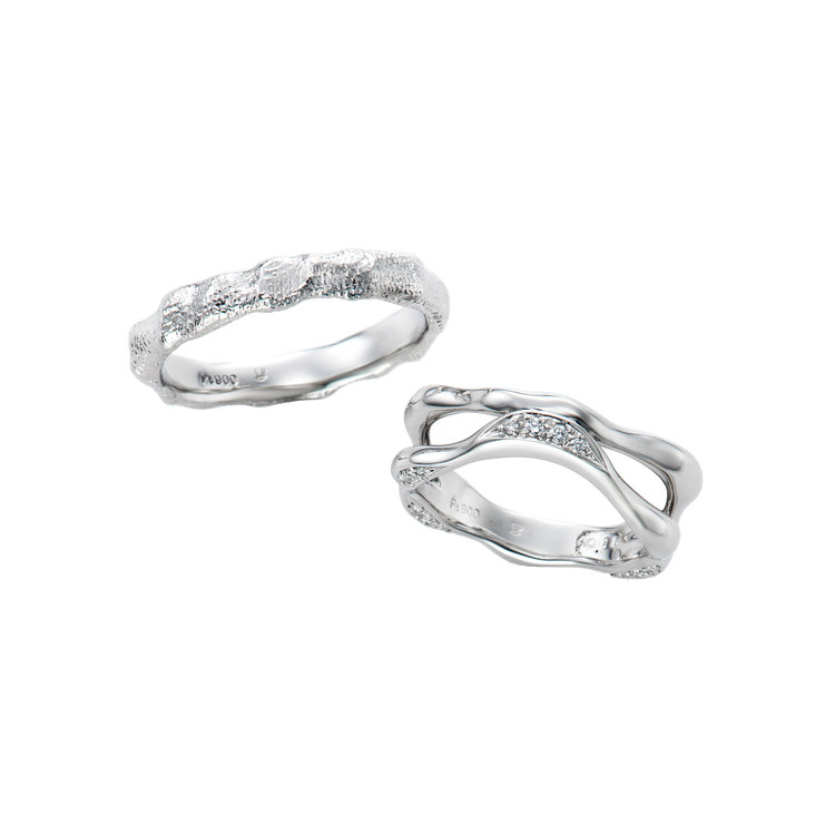 Eclat 結婚指輪