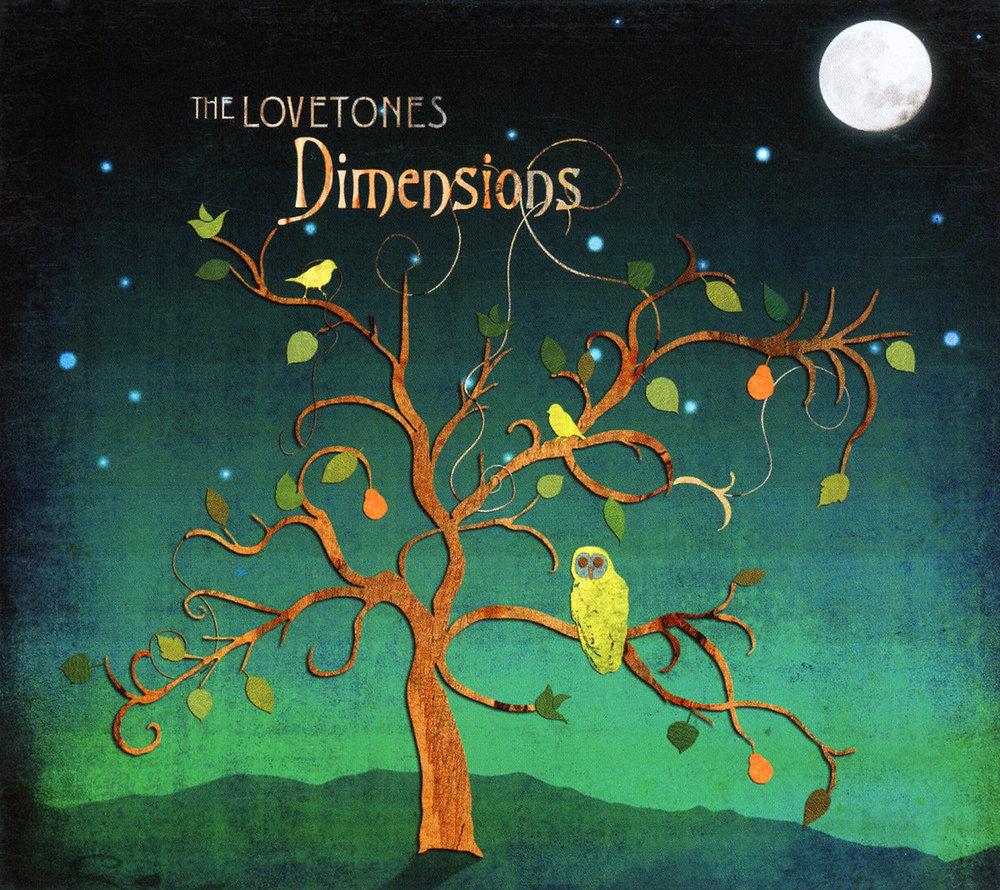 - The LovetonesDimensions - (Album - 2009)Co-producer, engineer Choice cut - A New Low In Getting High