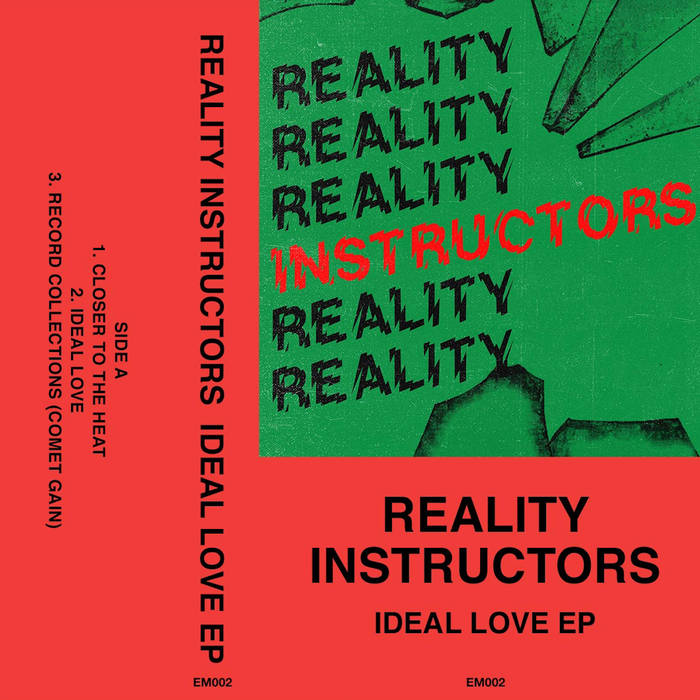 - Reality InstructorsIdeal Love (EP - 2018)Producer, engineer, mixingChoice cut - Ideal Love