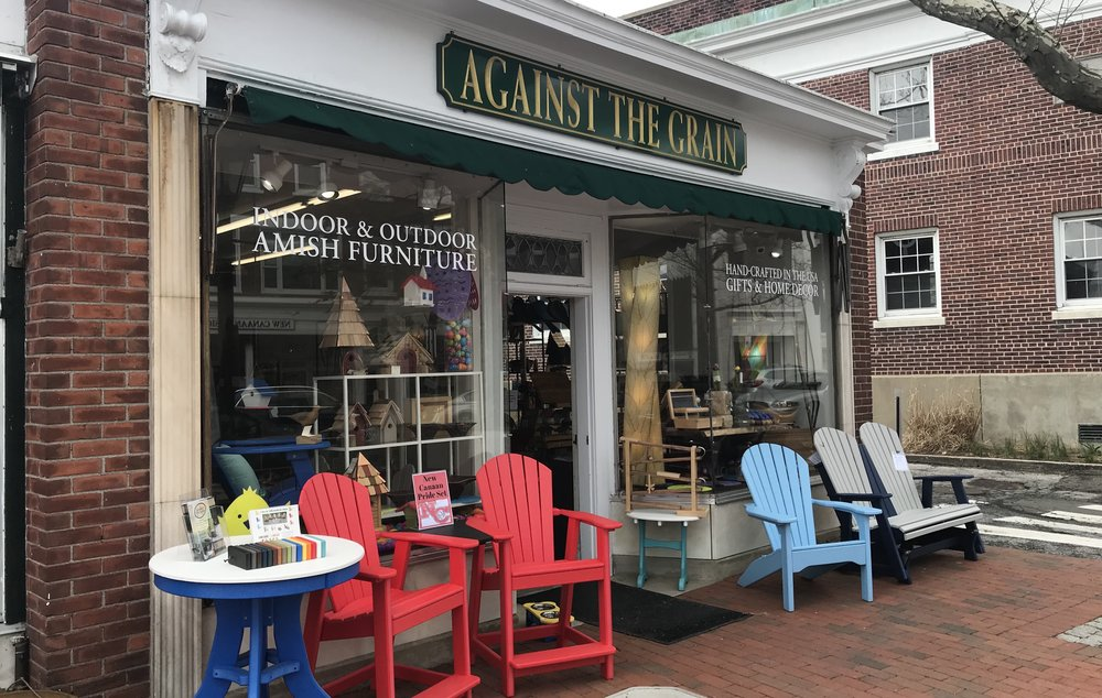 Welcome to Against The Grain - Your home for the best quality outdoor polylumber furniture on the market