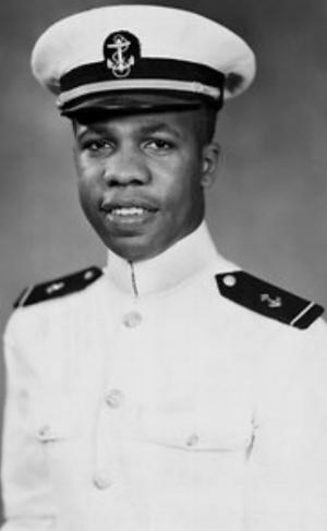 Midshipman Wesley Brown