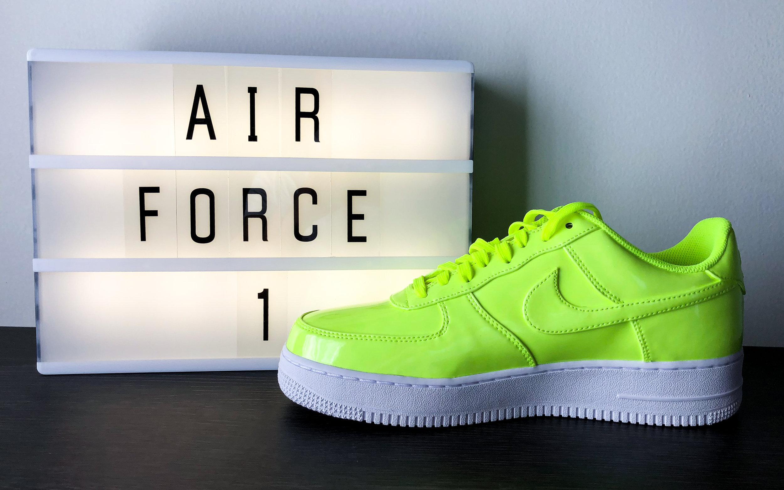 Uv Air '07 Force 1 Lv8 Nike 7IbgY6vfy