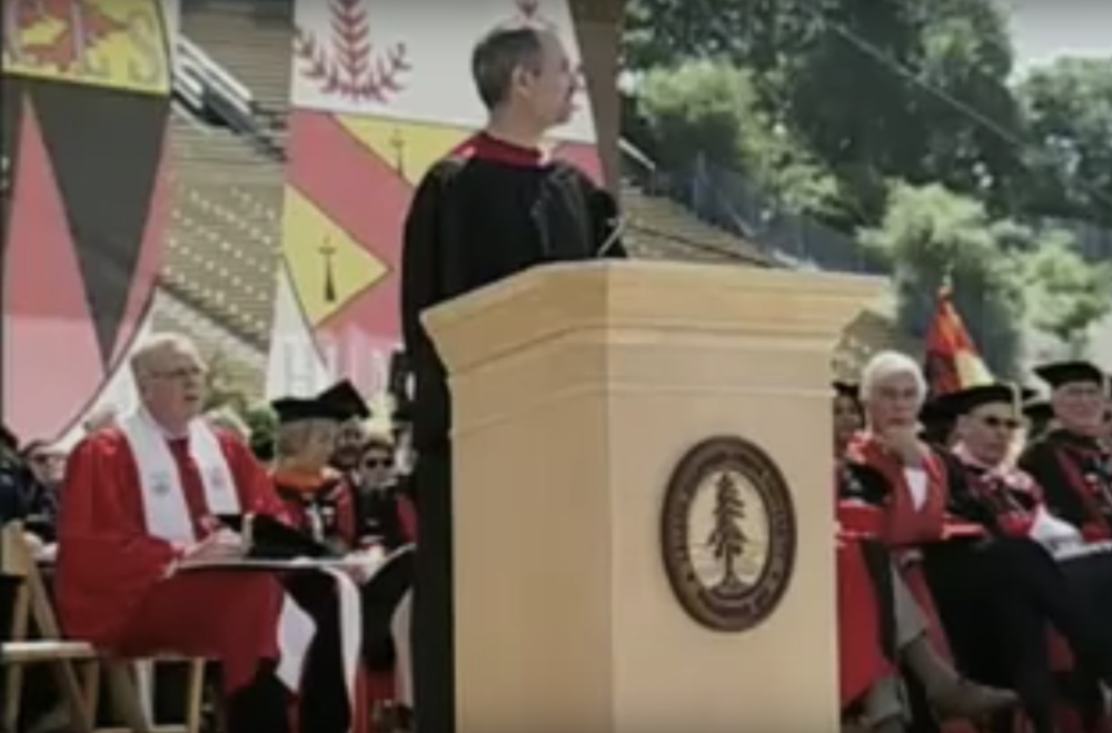 2005 Stanford Commencement Address - Steve Jobs