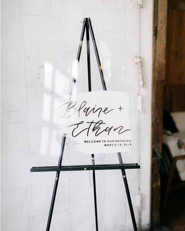 I loooove acrylic and all the fun options for paint on the back! It's definitely my new fav. You want some acrylic signage? I'm. Yo. Girl! . . . Photo: @maloriekerouac Styling + Coordination: @theeventists  Floral Design: @metalandmoss  Venue: @solerepairshop Model + Cake: @cake.life.everyday  Hair: @eliannabridal  Makeup: @ariannascottmakeup  Calligraphy/Signage: @my.lovely.letters  Jewelry: @nordymade  Furniture Rentals: @yayparties  Dress Boutique:@thedresstheoryseattle Dress Designer:@rimearodaky Table Setting Rentals:@cortpartyrental . . #seattleart #seattleweddingcalligraphy #seattlecalligrapher #seattlecalligraphy #seattleweddingvendor #acrylicweddingsign #acryliclove #acrylicwelcomesign #acrylicweddingdecor #weddingwelcomesign #seattlebride #seattlebrideandgroom #seattleweddingdecor