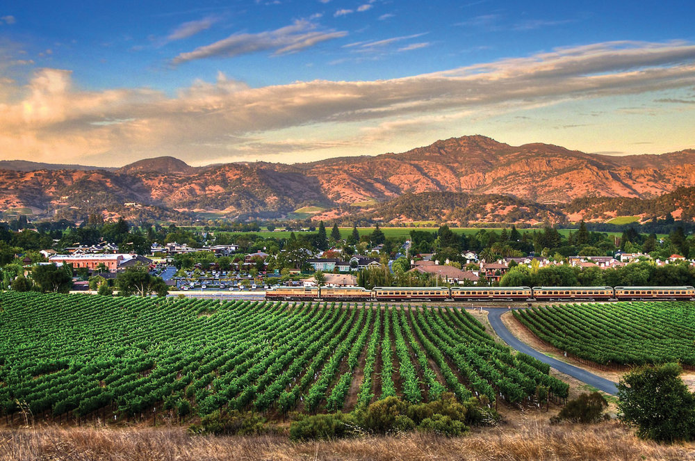 October 19-22, 2019 - Join us for a luxurious weekend getaway to California's Wine Country!