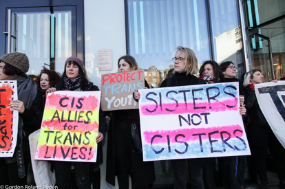 Image result for trans women and cis women solidarity