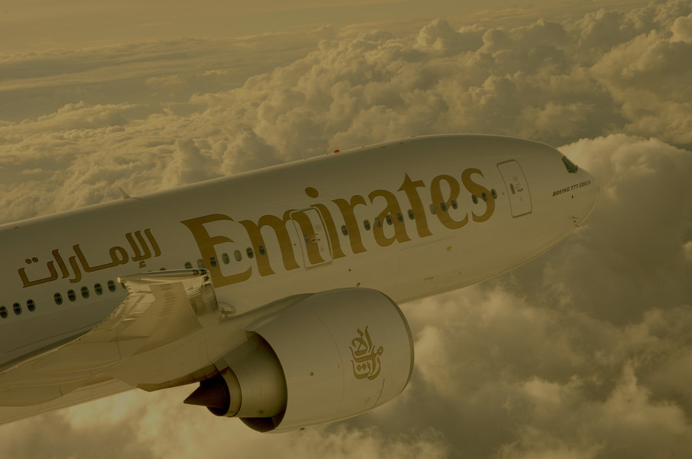 emirates | new passenger experience - UX + Storyboard + Illustration