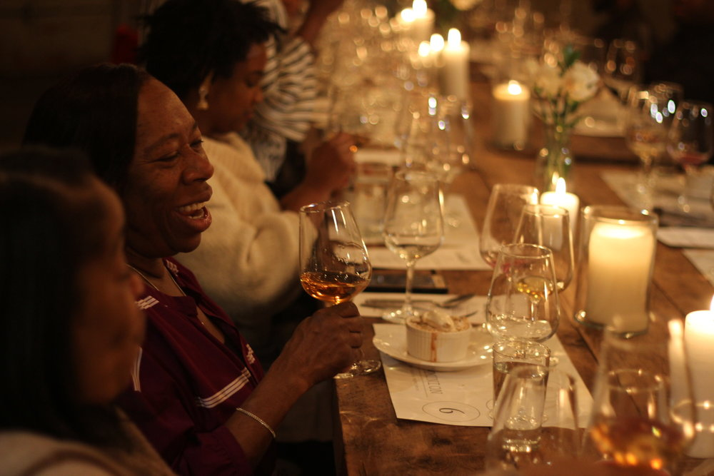 Wine & Food Events Curator