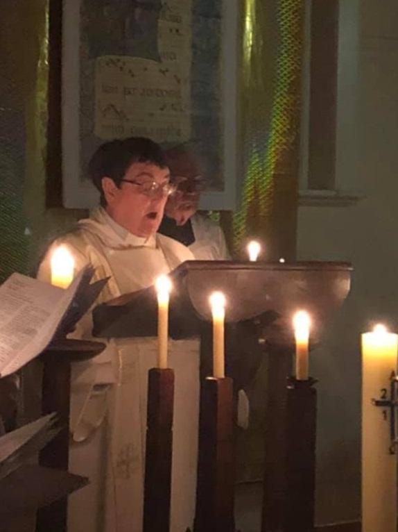 Easter Vigil -